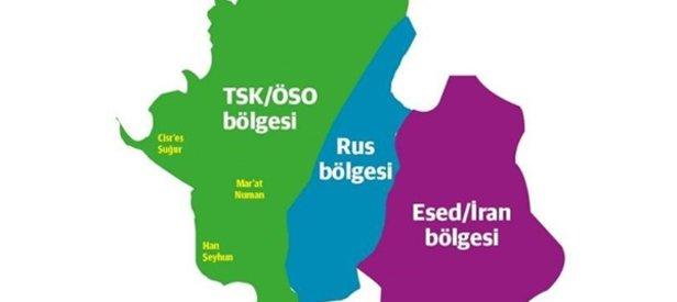 Türkiye, Rusya ve İran anlaştı!