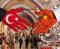 Çin'de Türk Lirası dönemi