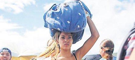 Venezuela'ya Türk yardımı
