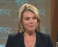 ABD Dışişleri: Suriyede kalıcı değiliz