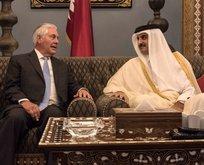 ABDden ambargocu ülkelere Katar çağrısı