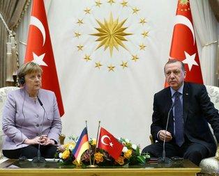 İşte Erdoğan-Merkel görüşmesinin perde arkası