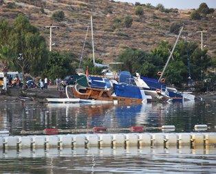 Ege Denizinde 6,6 büyüklüğünde deprem
