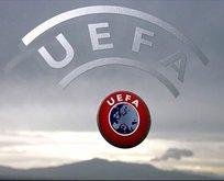 UEFA resmen açıkladı! G.Saray ve F.Bahçe...