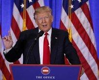 Trump vizede direniyor
