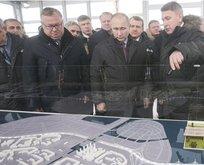 Putin Türk firmasının projesini açtı