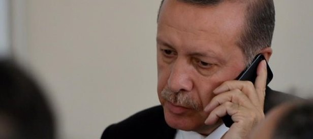 Cumhurbaşkanı Erdoğanın kritik telefon trafiği