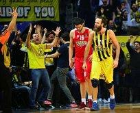 Fenerbahçenin son kurbanı Olympiakos