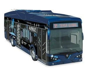 İstanbulda elektrikli otobüs devri