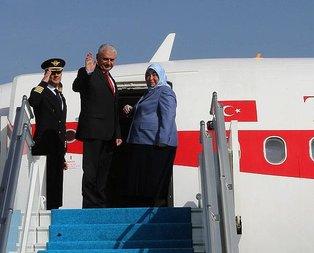 Başbakan Yıldırım'dan kritik Rusya ziyareti