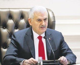 Başbakan Zonguldak'ta