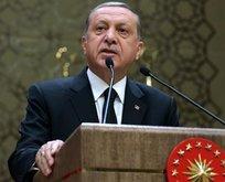 Cumhurbaşkanı Erdoğandan Cerablus açıklaması