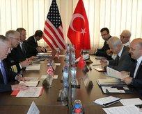 Bakan Işık, ABD'li mevkidaşı Mattis ile görüştü
