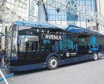 Elektrikli otobüs dönemi başlıyor