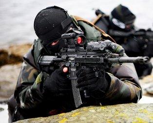 PKKya çok ağır darbe! Onlarca terörist öldürüldü