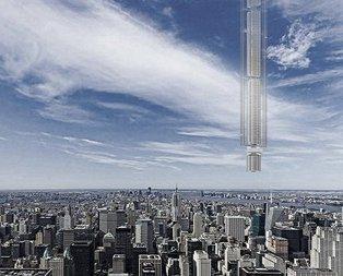 İşte dünyaynın ilk gökten inen binası: Analemma