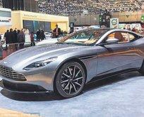 Aston Martin çaldı
