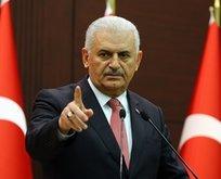Başbakan: Mescid-i Aksa kapatılamaz