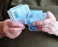 Emeklinin zammı arttı