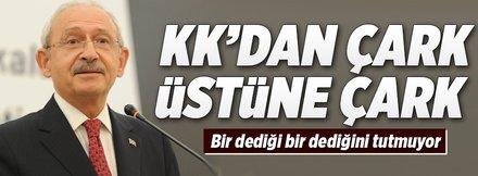 Kılıçdaroğlu'nun çelişkileri