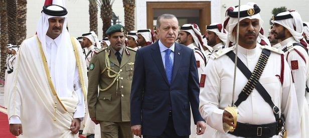 Cumhurbaşkanı Erdoğandan kritik Körfez ziyareti