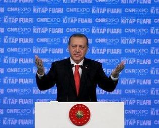 Erdoğandan çarpıcı Twitter mesajı
