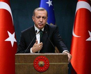 Erdoğan, Kosova Cumhurbaşkanı ile görüştü