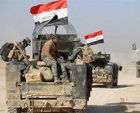 Irak ordusu kritik bölgeyi aldı