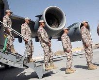 Katar'a asker sevkiyatı sürüyor! Topçular bugün gitti...