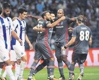 Beşiktaş Devler Liginde