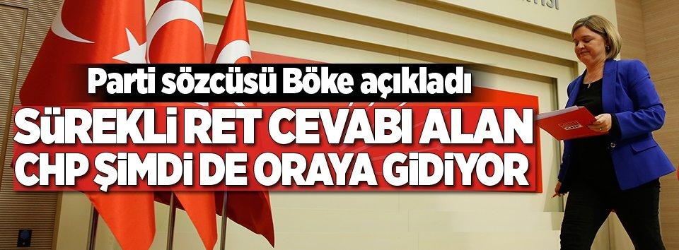 CHP AİHMye gidiyor!