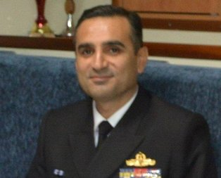 FETÖ'cü amiral elde