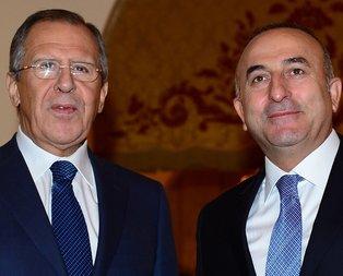 RusyaDışişleri Bakanı'ndan Astana açıklaması