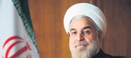 Ruhani'ye füzeli gözdağı