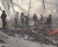 Taziye evine hava saldırısı: 140 ölü!