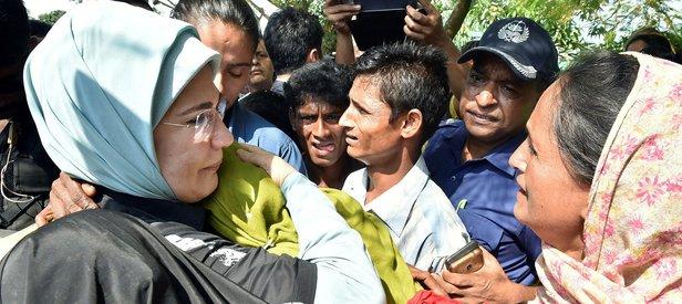 Bangladeş basını ziyareti böyle duyurdu