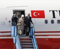Erdoğandan anlamlı ziyaret