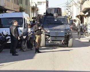 Adanada 500 polisle huzur operasyonu