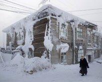 Dünyanın en soğuk yerinde yaşam nasıl?