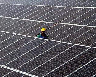 Güneş enerjisinde kapasite yüzde 230 büyüdü