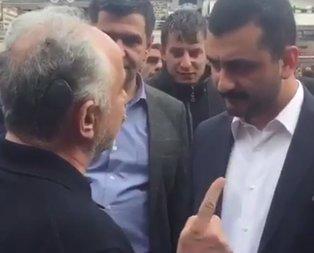 CHP'nin FETÖ destekçisi vekili Diyarbakır'da rezil oldu