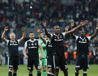 Beşiktaş'ı Şampiyonlar Ligi'nde bekleyen rakipler!