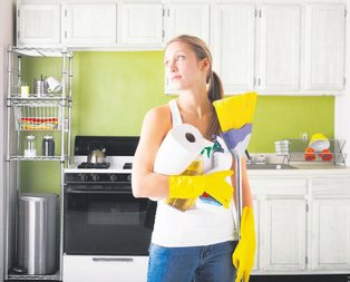 Ev kadınına sigorta