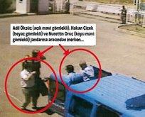 İşte Adil Öksüzün gözaltı görüntüsü! Şok detay!