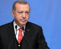 Erdoğan: Çok büyük bir alt yapı yatırımı başlattık