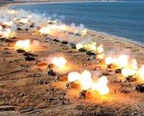 Kuzey Kore dünyaya kafa tuttu