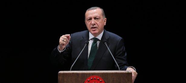 Erdoğan Musul konusuna son noktayı koydu