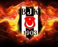 Yıldız golcü resmen Beşiktaş'ta!