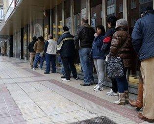Almanya'da 53 bin kişi işsiz kalacak