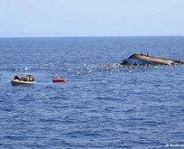 Libyada tekne faciası: 90 ölü